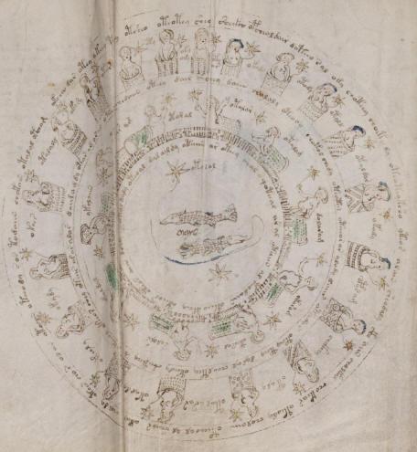 voynich manuscript alien code