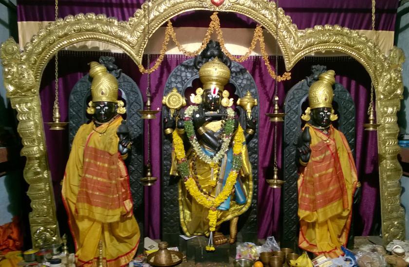 Krishna Rukmini Satyabhama