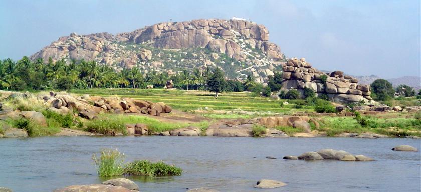Rishyamooka Parvat