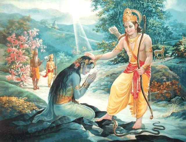 Ahalya real story Ramayana