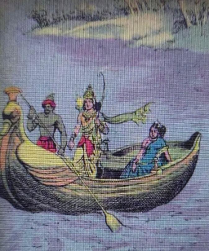 Uttara Ramayana Seetha Lakshmana