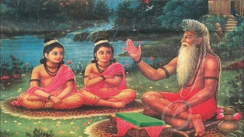 Uttara Ramayana Valmiki