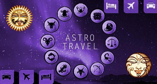 yogas muhurtas travel astrology
