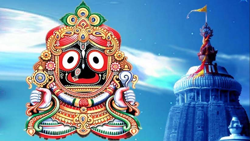 Puri Jagannath Idol