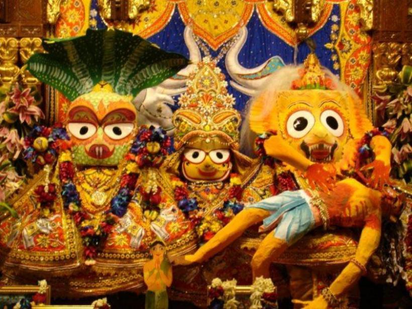 Puri Jagannath Narasimha