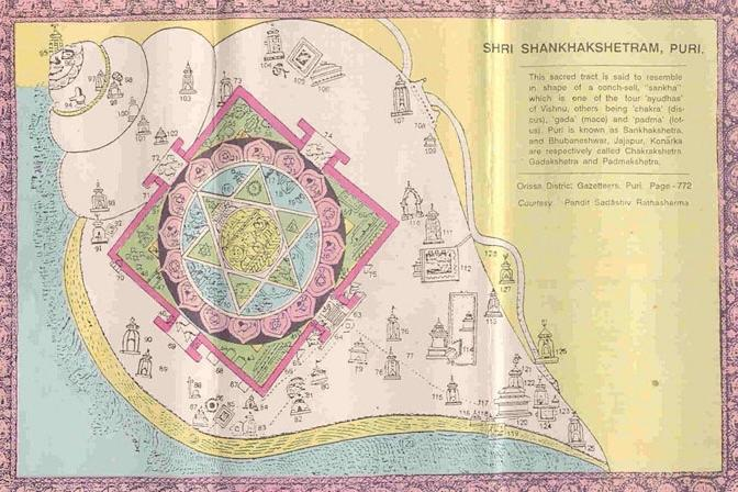 Puri Jagannath Shankha Kshetra