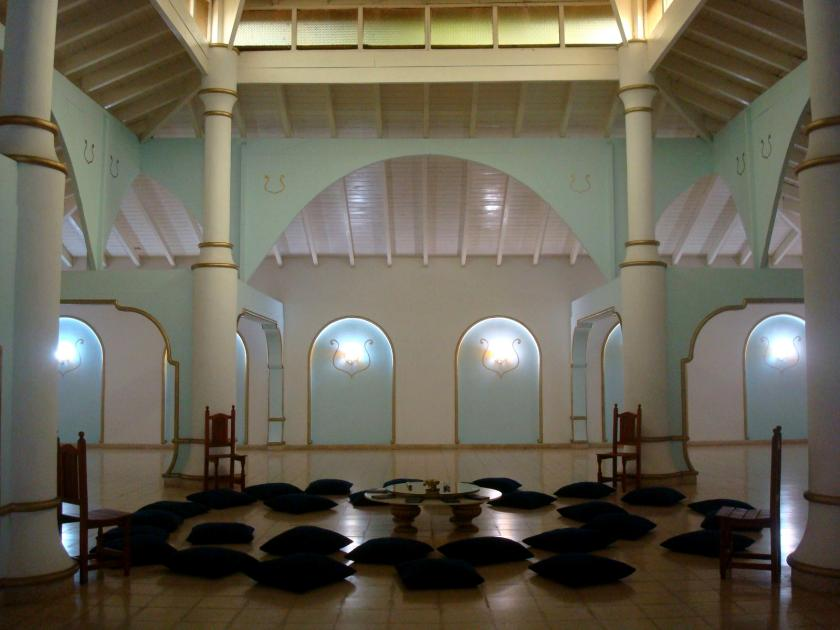 Hastinapura Argentina Meditation Hall