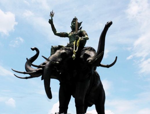 Lord Indra King of Gods