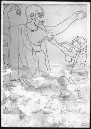 Ramayana Etruscan Vibishana Ravana