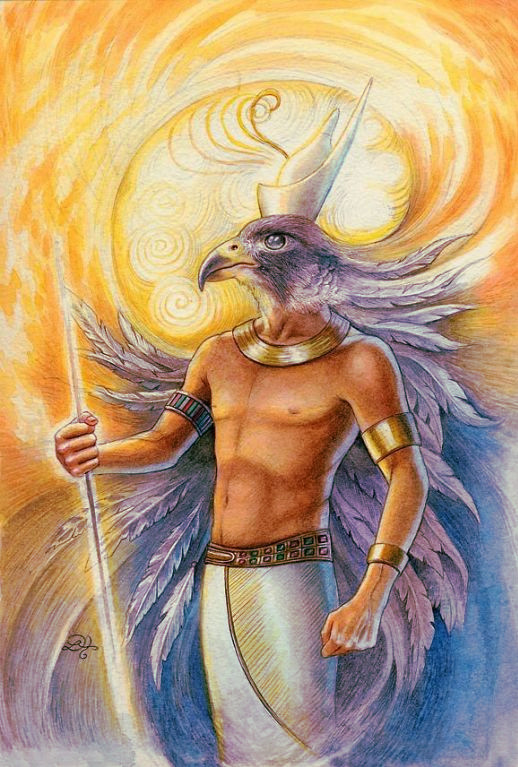 horus egyptian god