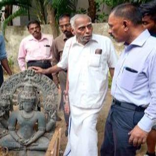 idols smuggled chennai
