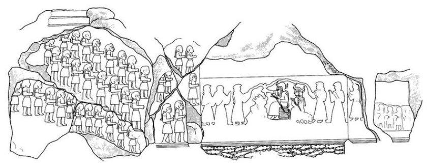 kurangun relief drawing