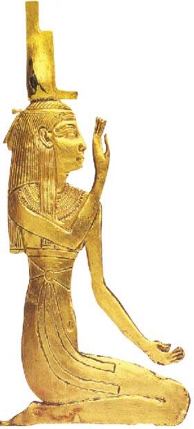 mudras egypt babylon gods
