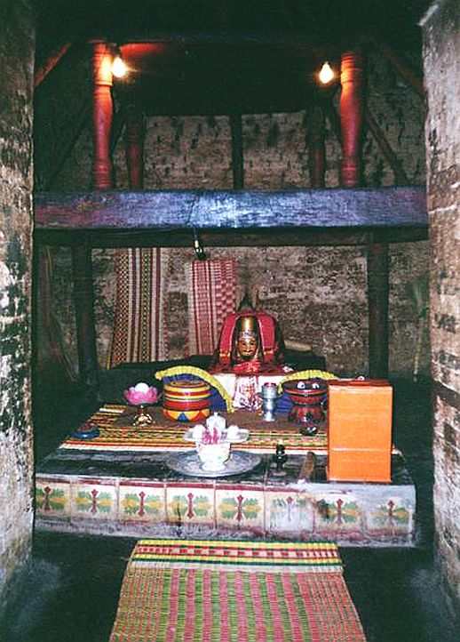 po klong garai mukhalinga siva temple in vietnam
