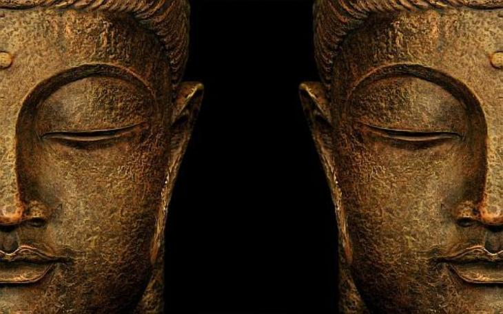 two buddhas in history