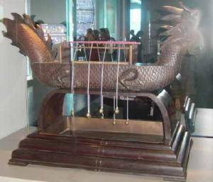 china incense ancient alarm clock