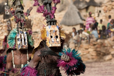 dogon tribe in africa