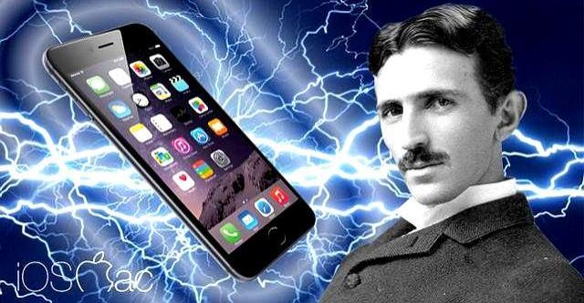 Nikola Tesla SmartPhone Live TV in 1926 AD