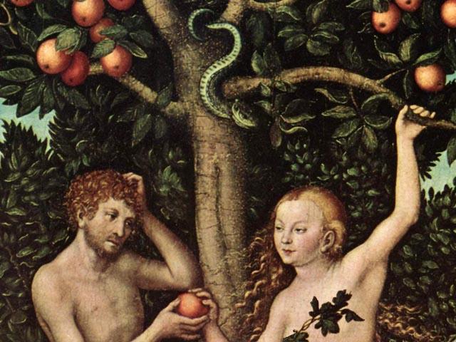 Adam Eve story from Upanishads