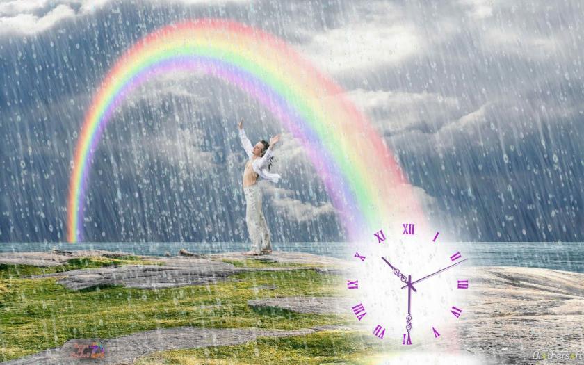 Ancient Year starts with Rainy Season