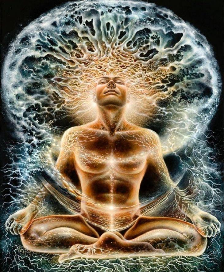 Human Consciousness Spiriton