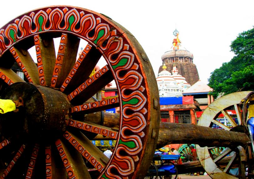 Ancient Year started with Puri Jagannadh Rath Yatra