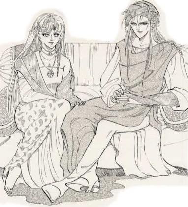 consanguineous relationship Yama Yami story